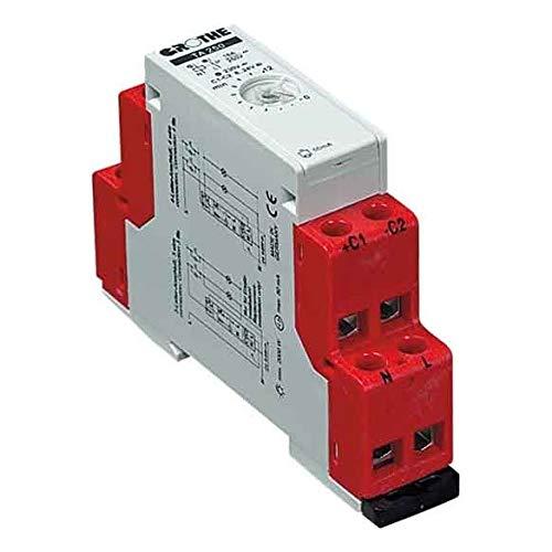 Grothe 1463112 Treppenlicht-Zeitschalter 24/230 V, 3/4Leiter, LED TA 220 D