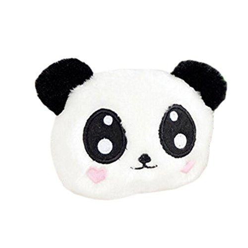 Black Temptation Bamboo Carbón Paquete muñeca Coche desodorización Desodorante Coche Lindo casa de Oficina de Peluche de Juguete Panda-A02