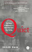 Quiet( The Power of Introverts in a World That Can't Stop Talking)[QUIET TURTLEBACK SCHOOL &][Prebound]