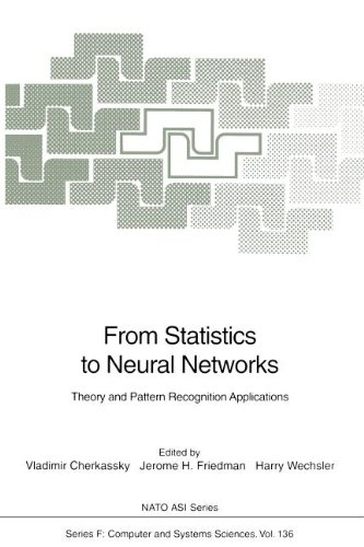From Statistics to Neural Networks: Theory and Pattern Recognition Applications (Nato ASI Subseries F: (closed))