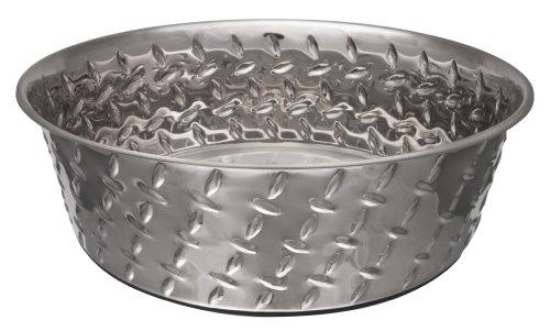 Loving Pets Diamond Plate Bol pour Chien 5,6 L