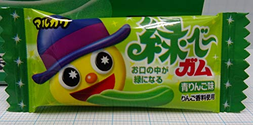 マルカワ 緑べーガム (50コ+当たり分3コ)