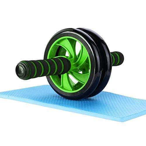 gofun Bauch Roller,AB Wheel Roller für Bauchmuskelntraining mit Anti Rutsch Knieschützer,Unisex,für Damen und Herren, für zu Hause,Rücken Arme Schultern