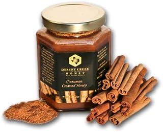 Desert Creek Honey Cinnamon Creamed Honey, 14 oz.