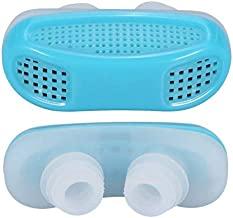 JRM's 2 In 1 Silicone Air Purifier and Anti-Snoring Device For Men and Women