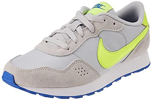 Nike MD Valiant BG, Zapatillas Deportivas, Grey Fog Volt Game Royal White, 37.5 EU