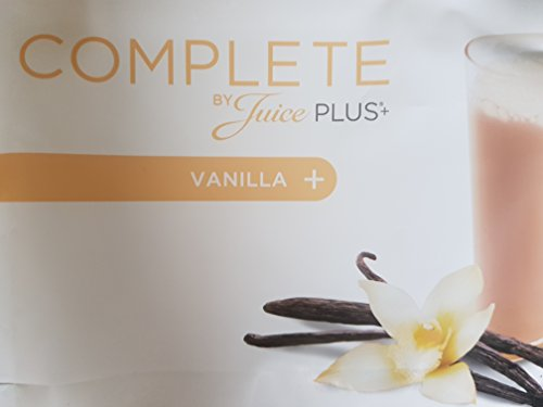 Juice Plus Vanilla Shake 562.5g, NEW LARGER POUCH