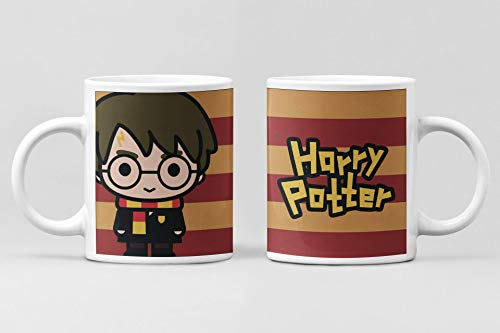 Desconocido Taza Harry. Taza de cerámica de café Harry Rayas