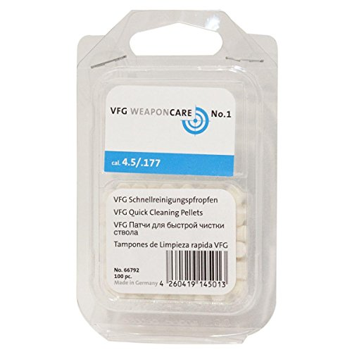 VFG Cleaning Pellets: .177