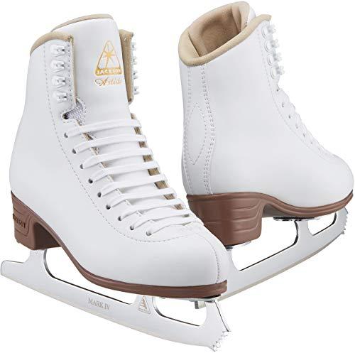 Jackson Ultima Artiste - Patines de hielo para mujeres/niñas - Ancho: C/Talla: Adulto 10