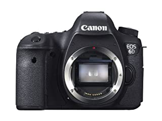 Canon EOS 6D SLR-Digitalkamera (20,2 MP, 7,6cm (3 Zoll) Display, DIGIC 5+, WLAN und GPS) nur Gehäuse) schwarz (B009C6WYTS) | Amazon price tracker / tracking, Amazon price history charts, Amazon price watches, Amazon price drop alerts