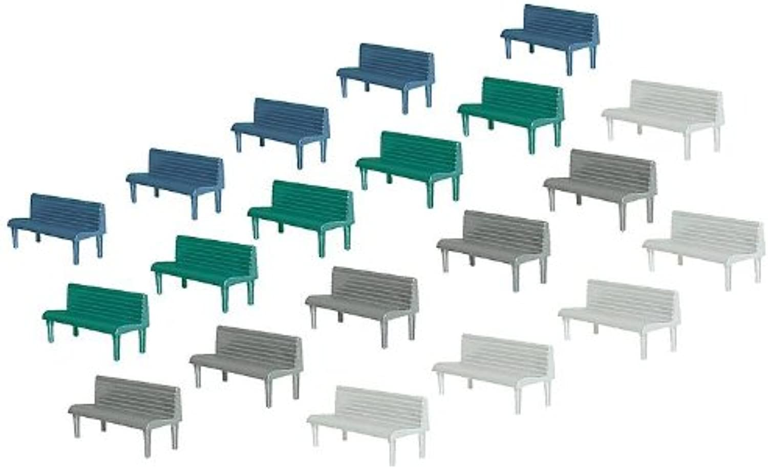 Faller 180441 Benches 20 Scenery and Accessories