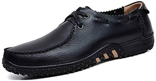 [WINGOAL] ドライビング シューズ メンズ スリップオン ローファー 運転靴 モカシン 靴 ファッション メン...