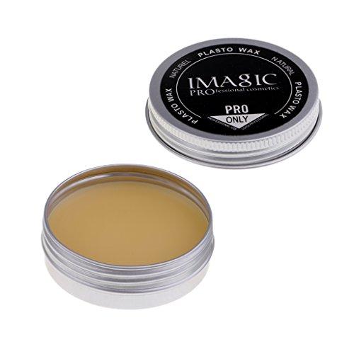 Sharplace Cire à modeler maquillage pour fete 20g - #1, 2,24 x 0,87 pouces