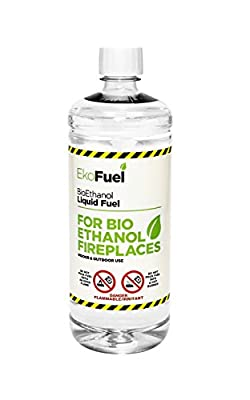 Premium BIOETHANOL Fuel for Fires, 6L, 12L, 24L, 30L, 36L, 48L, 96L Free Next Business Day, 2Hr ETA Delivery to Mainland UK for Orders Placed Before 3pm. 8,500+ Ebay Reviews. Bio Ethanol Liquid Fuel for bioethanol Fires.