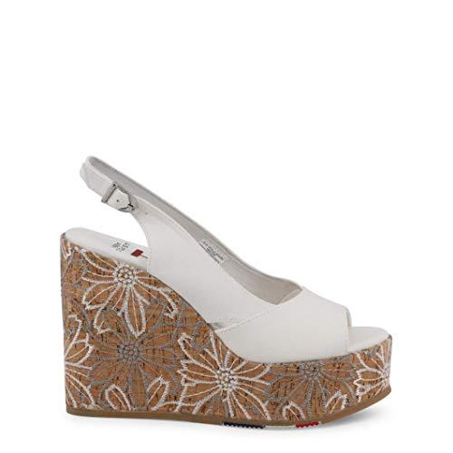 En Polo dames hoge hakken, pomps, schoenen, peep toes, Goldy4072