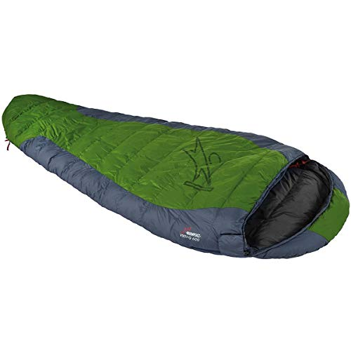 Warmpeace Viking 600 Schlafsack daunenschlafsack neu, 180cm Wide Links
