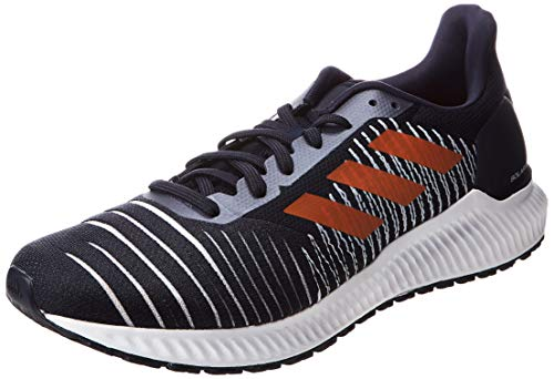 Adidas Performance Solar Ride - Scarpe da corsa da uomo, Uomo, F37055, blu bronzo., 11 UK - 46 EU - 11.5 US