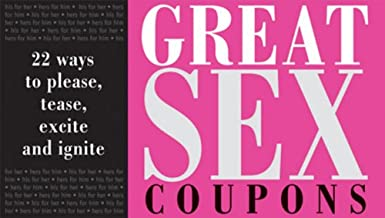 Best great sex coupons book Reviews