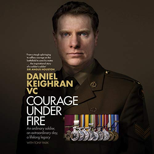 Courage Under Fire cover art