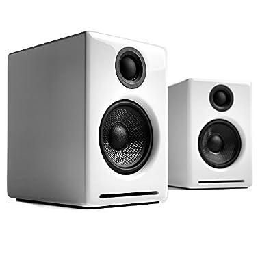 Audioengine A2+ White (Pr.) 2-way Powered Speaker System