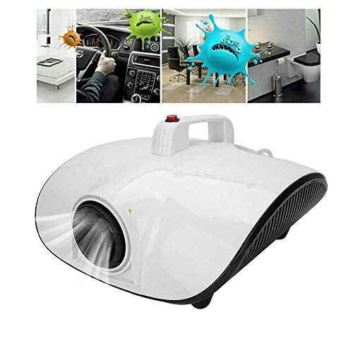 GNMM 110-220V 1500W Elektrisch ULV Sprühgerät Heizung Nebel Zerstäuber Tragbar Familie Wagen Babyzimmer Sterilisator Luftreiniger Weiß