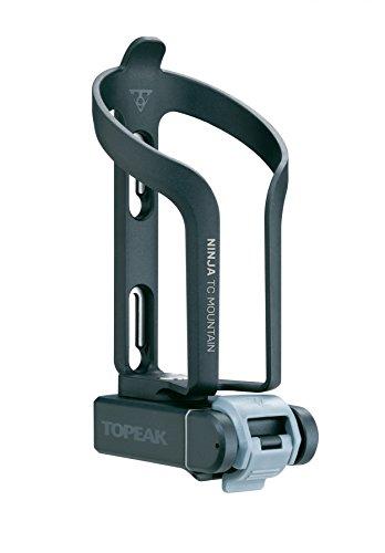 TOPEAK Unisex-Adult Ninja TC Mountain Flaschenhalter, Black, One Size