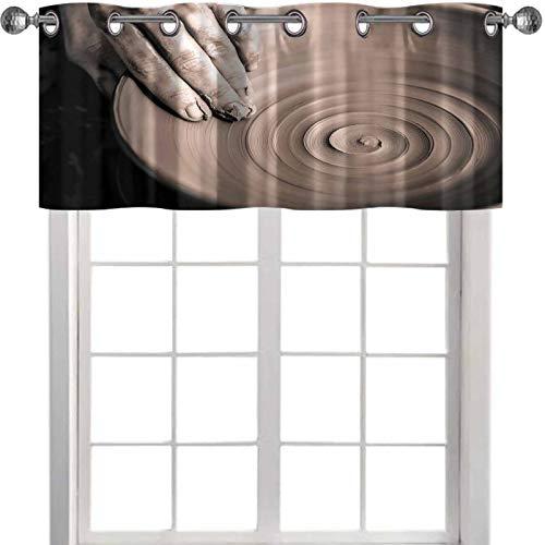 YUAZHOQI - Cenefa de cerámica para ventana de cocina (46 x 18 pulgadas)
