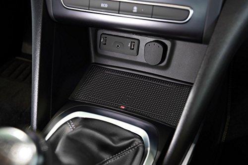 Ablagefach inbay® Renault Megane IV 2016-> Qi Standard