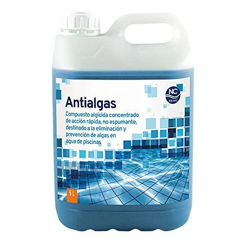 Antialgas para Piscina 5 L
