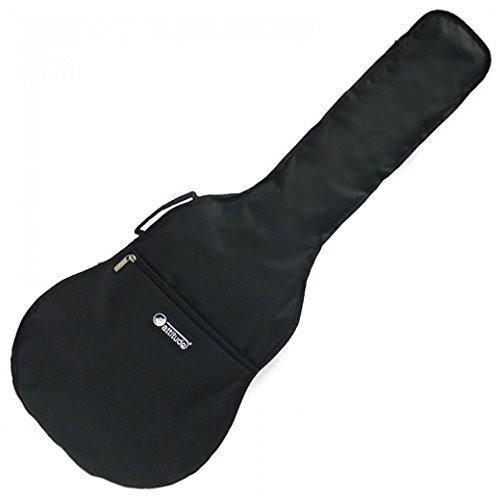 Attitude F100SH klassische Schutzhülle für Halbakustik-Gitarre schwarz