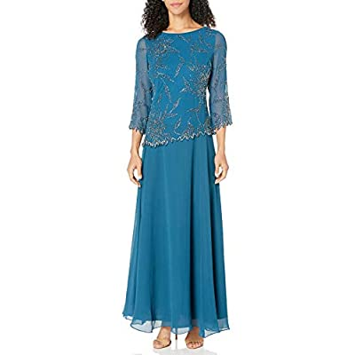 J Kara Petite Mother of Bride Dresses