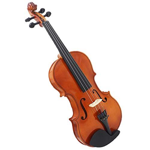 ACDES 3/4 Violin Original Soundtin Violin + Maleta + Bow + Set de Rose ACDES