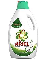 Ariel Automatic Power Gel Laundry Detergent, Original Scent, 3L