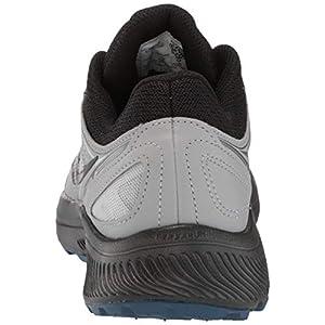 Saucony Men's Cohesion TR14 Trail Running Shoe, Alloy/Cobalt, 8