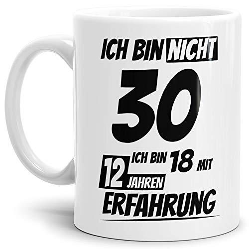 Geburtstags-Tasse