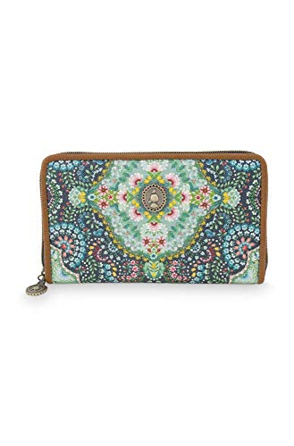 PiP Studio Wallet Moon Delight Blue 18x11x3cm