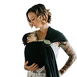 baby carrier - ring sling