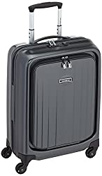 Samsonite Ultimocabin Spinner 55/20 Laptop Rollkoffer, 55cm, 32 L, Black