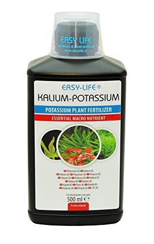 38 Verschiedene Easy Life Sorten und Größen 250 ml - 5 Liter Profito, Carbo, Kalium, AlgExit, BlueExit, Voogle UVM. (Easy Life Kalium 500 ml)