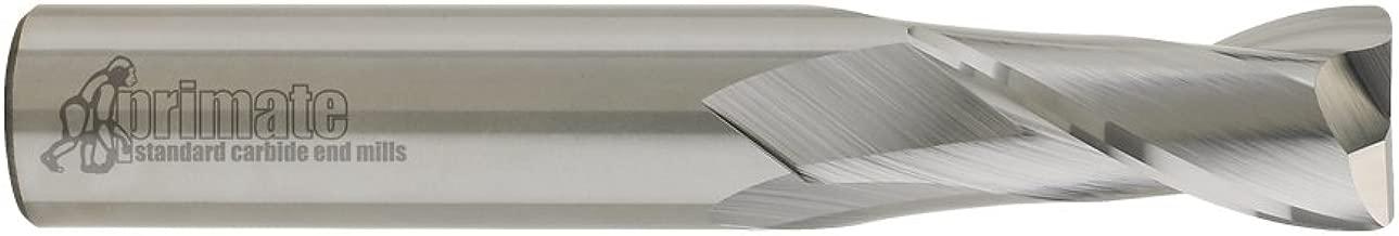 CGC Tools CEM14R2060 Primate Radiused Corner End Mill, 2 Flute, 1/4