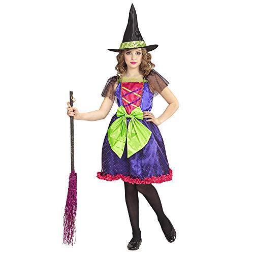 Widmann-Strega Costume per Bambini, Multicolore, (104 cm / 2-3 Anni), 08639