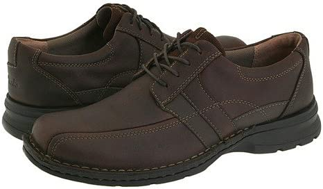 Brown Oily Leather