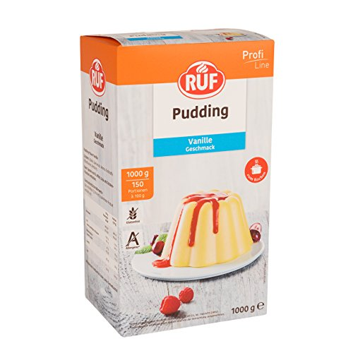 RUF Puddingpulver Sahne 1 kg · 10er Pack (10 x 1 kg)