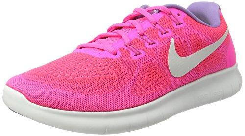 Nike Damen Free Rn 2017 Laufschuhe, Pink (Racer Pink/pink Blast/Bright Mango/Off White), 36.5 EU