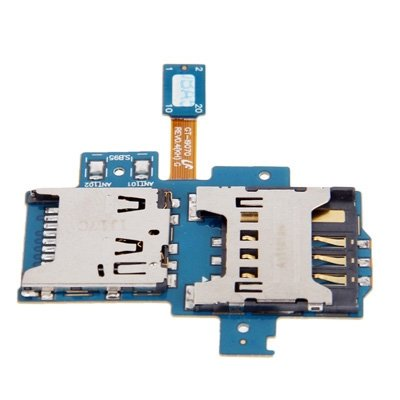Replacement Mobile Phone Original SIM Card Slot + Sim Card Connector for Samsung GT-i9070 / Galaxy S Advance