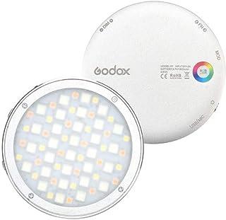 Godox R1S Mini RGB Rund Silber