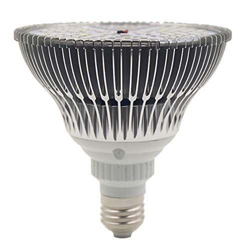 Neue 120 LED Full-Band Pflanzenlampe Blumenkohl Sämlinge füllen Licht Gewächshaus Pflanzenwachstumslampe 45W 12.3X12.3X14.1CM