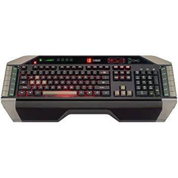 Saitek Mad Catz Cyborg V.7 Gaming Keyboard ( Cyborg Keyboard) Saitek V.7キーボード 並行輸入品