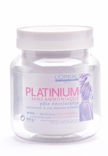 L'Oreal Professionnel Platinum Ammonia Free Lightening Paste 17.5 oz